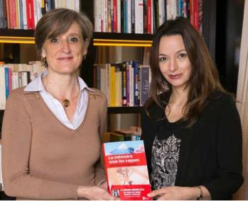 Remise du Prix Femme Actuelle 2016 par Eliette Abécassis