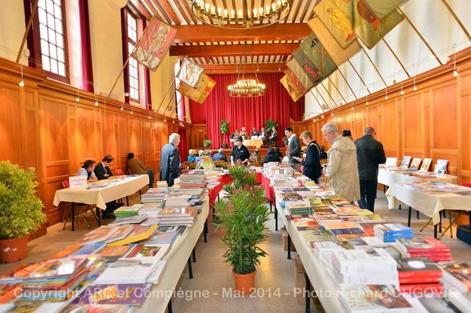 Salon livre interculturel Compiègne